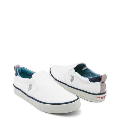 U.S. Polo Assn. -  Loaferit/pistokkaat -  White