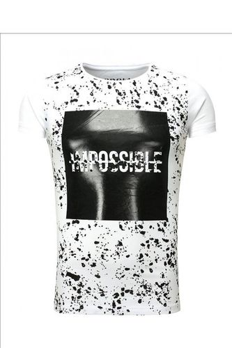 YourNewStyle IMPOSSIBLE -T-paita